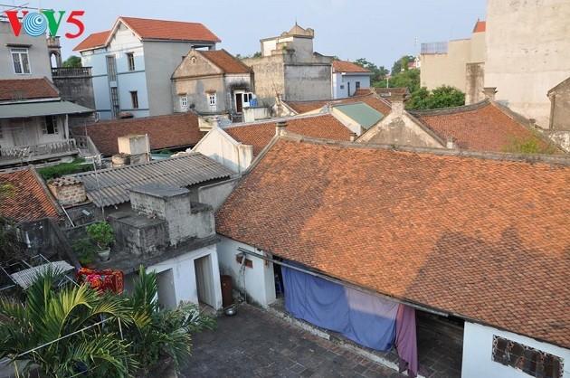 L'architecture franco-vietnamienne au village de Cu Dà - ảnh 1