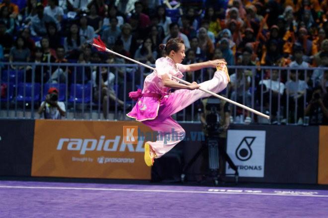 SEA Games 29: le Vietnam décroche trois nouvelles médailles d'or - ảnh 1