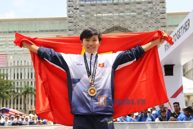 SEA Games 29: le Vietnam décroche trois nouvelles médailles d'or - ảnh 2