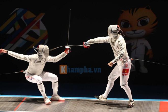 SEA Games 29: le Vietnam décroche trois nouvelles médailles d'or - ảnh 3