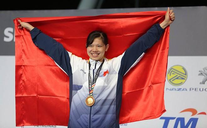 SEA Games 29: Le Vietnam empoche quatre nouvelles médailles d'or - ảnh 1