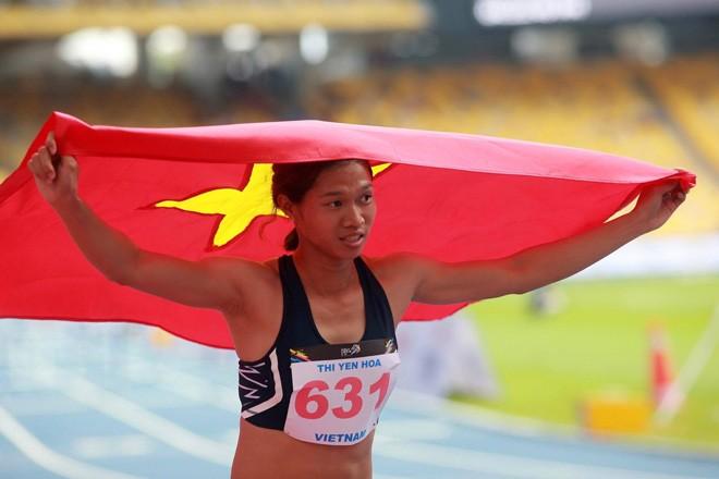 SEA GAMES 29: 3 médailles d'or supplémentaires pour le Vietnam - ảnh 2