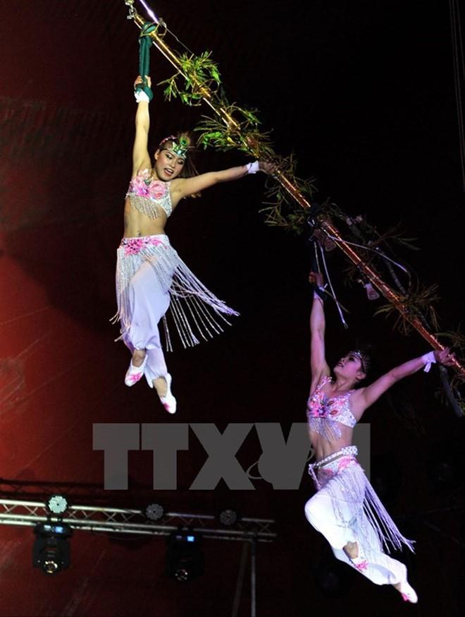 Quand le cirque vietnamien se produit à l'étranger - ảnh 1