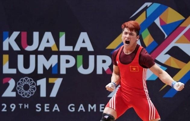 La délégation sportive vietnamienne maintient sa 3ème place aux SEA GAMES 29 - ảnh 1