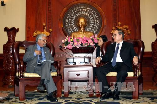 Ho Chi Minh-ville renforce la coopération avec le PNUD - ảnh 1
