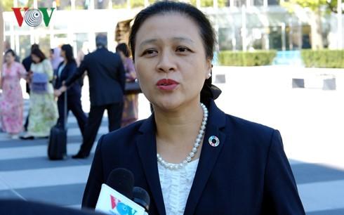 Le Vietnam continuera de participer aux opérations de maintien de la paix - ảnh 1