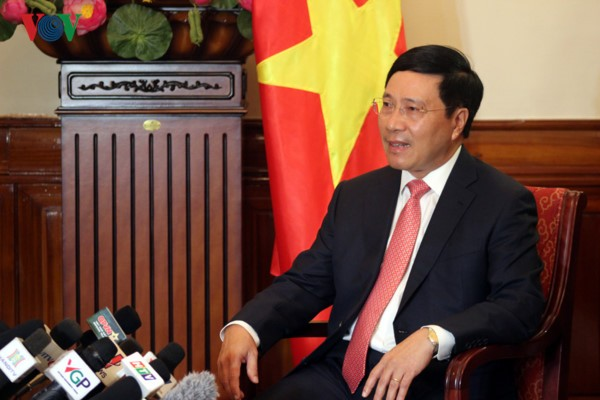 Le Vietnam travaille à son intégration internationale - ảnh 1