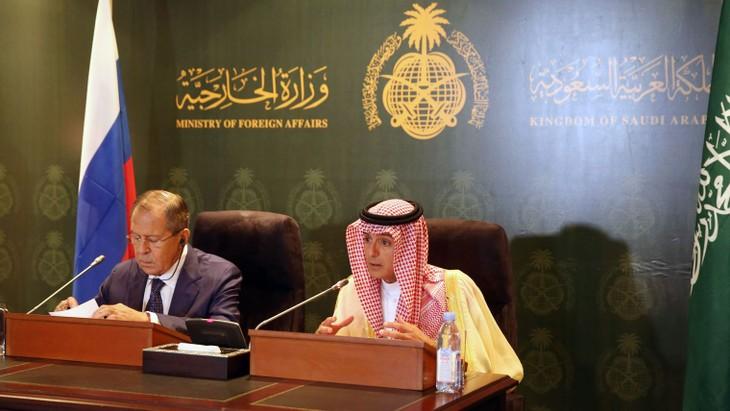 Syrie: La Russie et l'Arabie saoudite discutent des zones de désescalade - ảnh 1