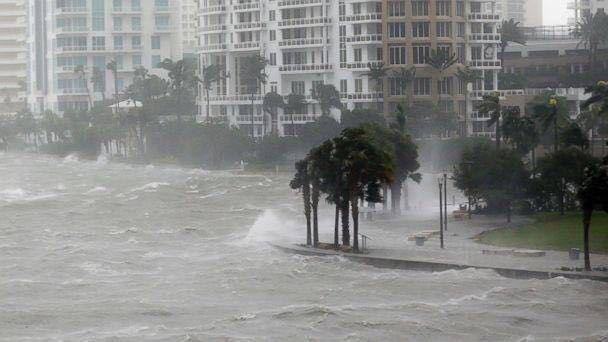 Ouragan Irma: Trump déclare l'état de catastrophe naturelle - ảnh 1
