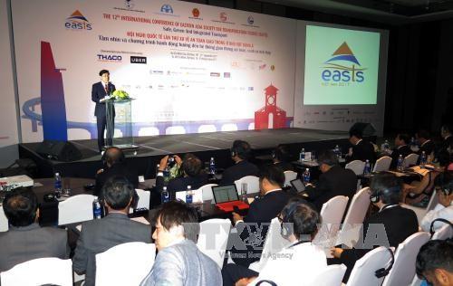 Ouverture de la 12e conférence internationale sur la sureté de la circulation en Asie de l'Est - ảnh 1