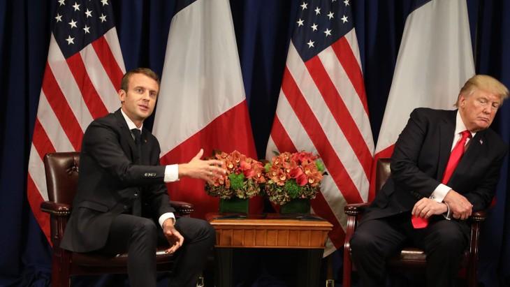 Climat: Paris presse Trump de rester dans l'accord de Paris - ảnh 1