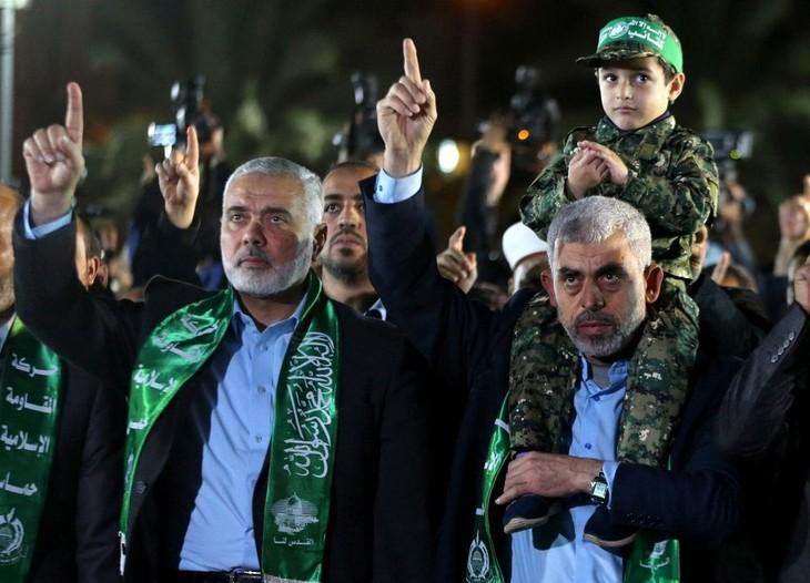 Le Hamas demande à Abbas de lever les sanctions contre Gaza - ảnh 1