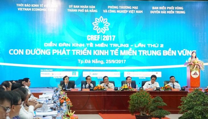Vers un d veloppement durable de l conomie du centre du for Chambre de commerce vietnam