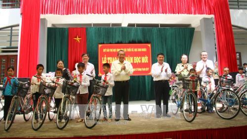Déplacement de Truong Hoa Binh à Lai Chau - ảnh 2