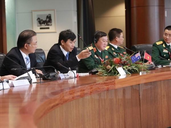 Vietnam-Australie: 5ème Dialogue stratégique sur la diplomatie et la défense - ảnh 1