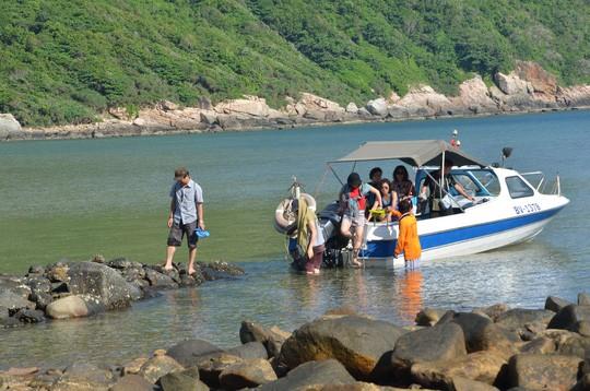 Ba Ria-Vung Tau: investisseurs privilégiés à Con Dao - ảnh 1