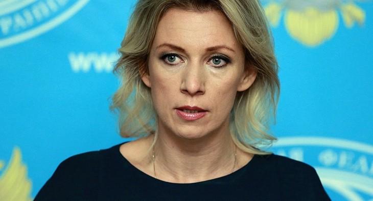 Moscou promet une réponse symétrique aux pressions des USA sur RT - ảnh 1