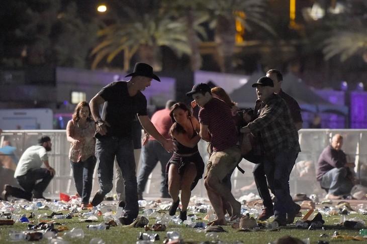 Fusillade à Las Vegas: la police annonce avoir abattu un suspect - ảnh 1