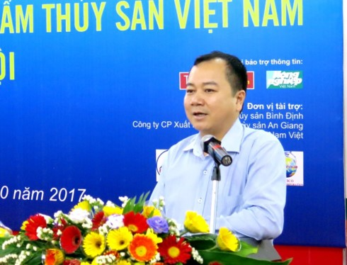 Foire de produits aquatiques vietnamiens - ảnh 1