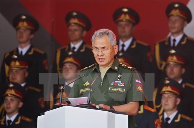 Défense russe: l'opération anti-terroriste en Syrie touche à sa fin - ảnh 1