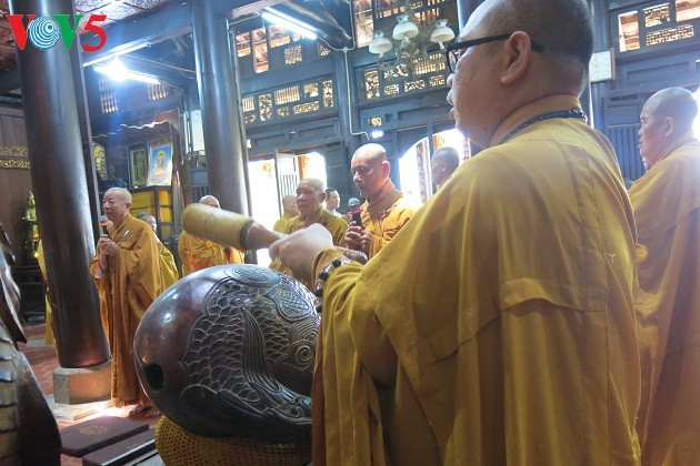 Vinh Tràng, un site incontournable pour les bouddhistes au Sud - ảnh 4