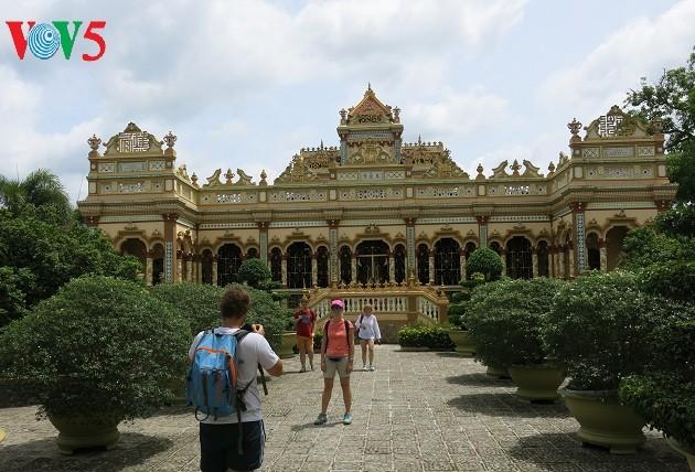 Vinh Tràng, un site incontournable pour les bouddhistes au Sud - ảnh 1