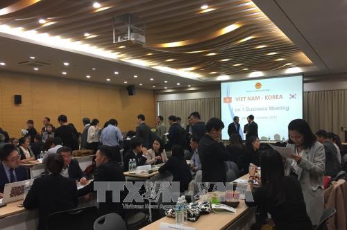 Favoriser l'accès des marchandises vietnamiennes en République de Corée - ảnh 1