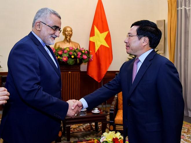 Intensifier la coopération économique entre le Vietnam et l'Iran - ảnh 1