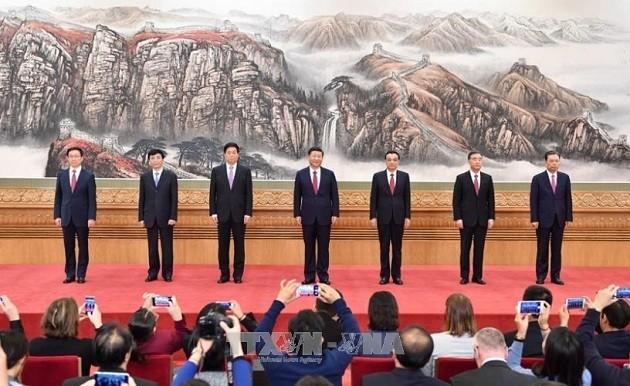Parti communiste chinois: Présentation de la nouvelle direction - ảnh 1