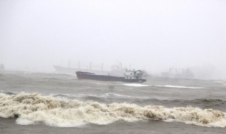 Le typhon Damrey ravage des localités au Centre - ảnh 2