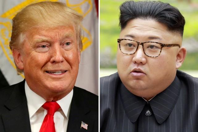 Donald Trump n'exclut pas de rencontrer Kim Jong-un, mais pas tout de suite - ảnh 1