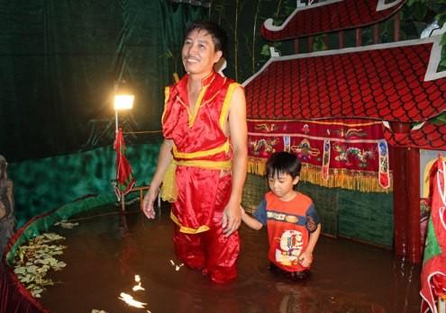 Donner aux marionnettes sur eau une nouvelle vie - ảnh 4