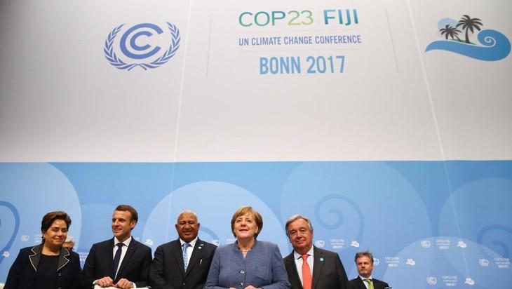COP 23: une vingtaine de pays s'engagent à sortir du charbon - ảnh 1