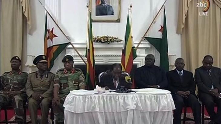 Zimbabwe : Robert Mugabe refuse de démissionner - ảnh 1