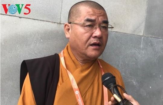 Le 8ème congrès national de l'église bouddhique du Vietnam s'ouvrira mardi - ảnh 2
