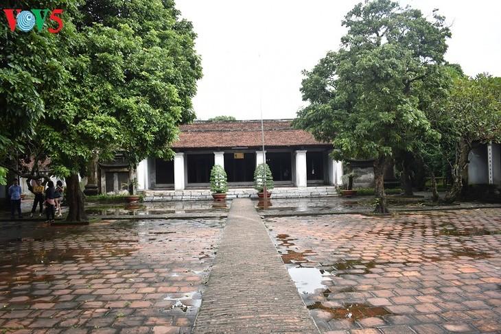 Le Temple de la Littérature de Xich Dang - ảnh 3