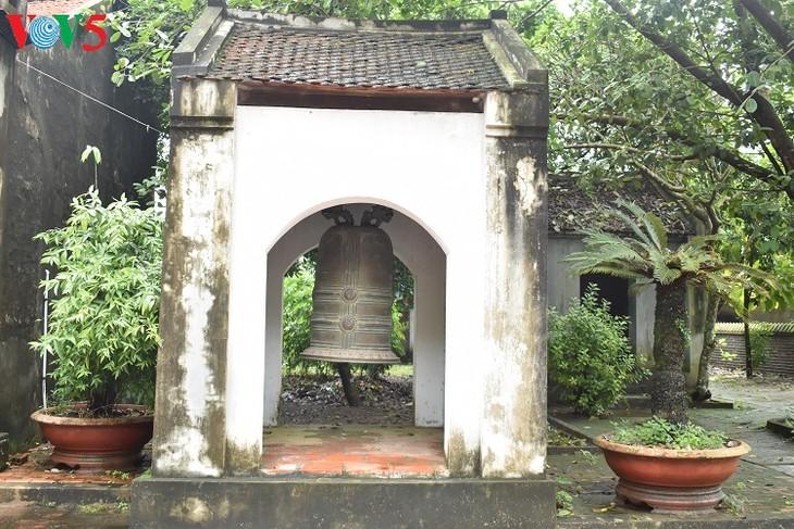 Le Temple de la Littérature de Xich Dang - ảnh 4