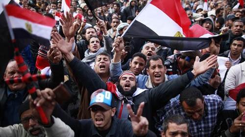 Ägypten: Weitere Demonstrationen gegen Militärregierung - ảnh 1