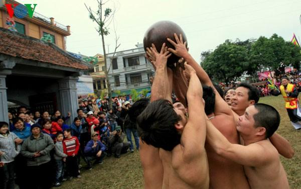 Holzkugelfang in Thuy Linh - ảnh 11