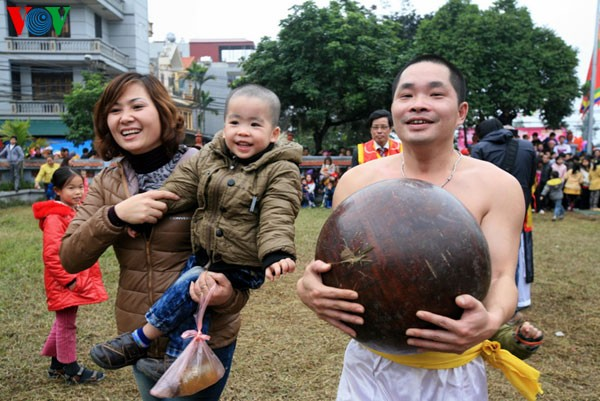 Holzkugelfang in Thuy Linh - ảnh 13