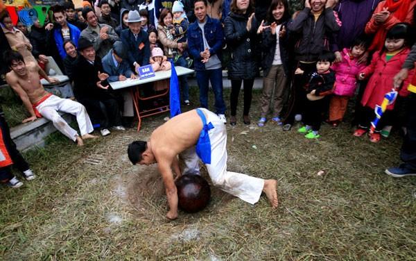 Holzkugelfang in Thuy Linh - ảnh 5