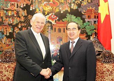 Vietnam wünscht Zusammenarbeit mit Österreich im Bildungswesen - ảnh 1