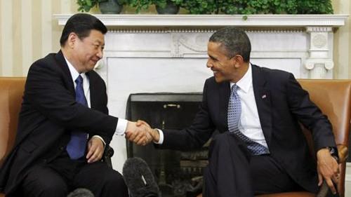 Vize-Staatspräsident Chinas besucht USA - ảnh 1