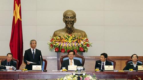 Premier Dung tagt mit Vertretern der vietnamesischen Frauenunion - ảnh 1