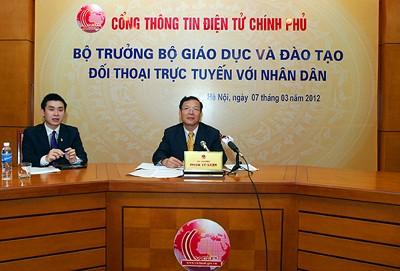 Vietnam verfolgt Erneuerung des Bildungssystems - ảnh 1