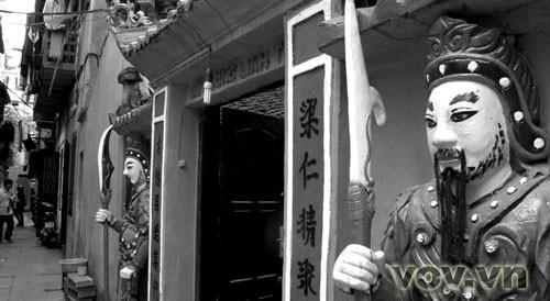 Hanoi, meine Heimatstadt - ảnh 10