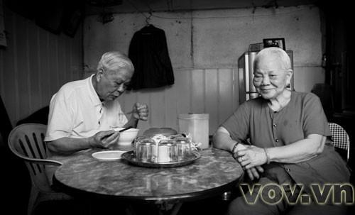 Hanoi, meine Heimatstadt - ảnh 11