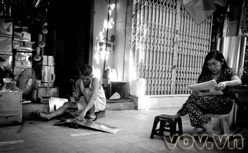 Hanoi, meine Heimatstadt - ảnh 6