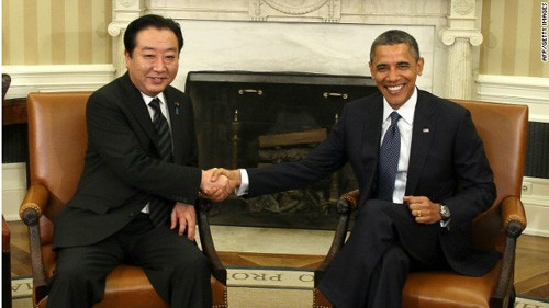 Japan und die USA wollen ihre Bündnispartnerschaft verstärken - ảnh 1