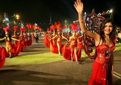 Eröffung des Karnevals Halong 2012  - ảnh 1